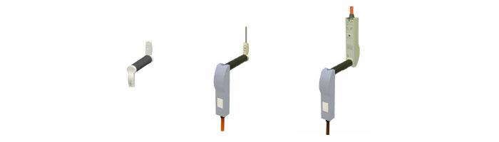 WM002-09 Customer Lead-In Unit Fiberoptik Kablo Aksesuarı