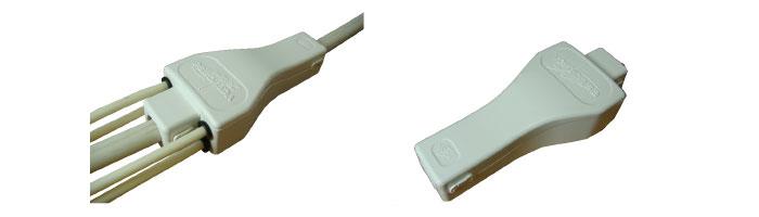WM026-09 Verticasa Breakout Box 4 Port Fiberoptik Kablo Aksesuarı