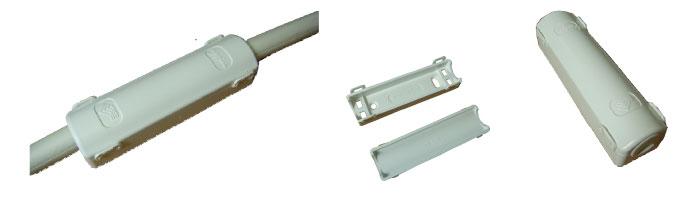 WM027-07 Verticasa Cable Protection Cover Fiberoptik Kablo Aksesuarı