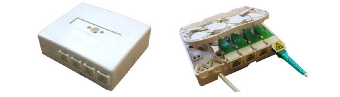 WM049-06 Pre-Terminated CTB Fiberoptik Kablo Aksesuarı