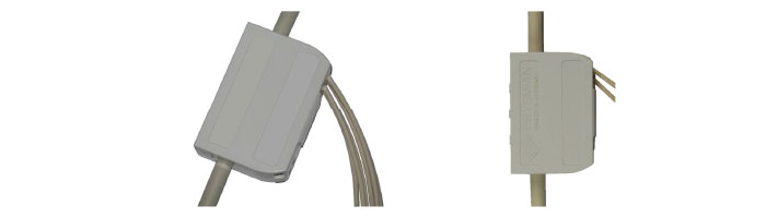 WM053-06 Verticasa Mini Riser Box Fiberoptik Kablo Aksesuarı