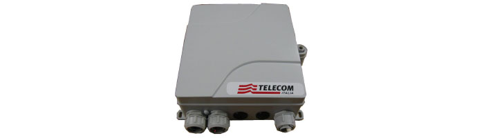 WM057-02 Roe Distribution Wall Box Fiberoptik Kablo Aksesuarı