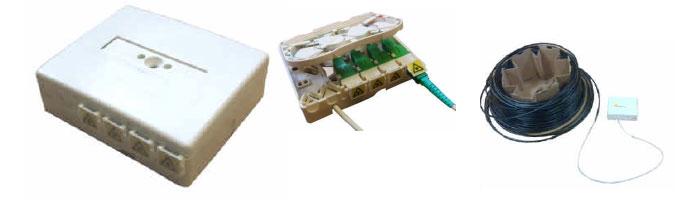 WM058-05 Pre-Terminated CTB Internal - External Cable Fiberoptik Kablo Aksesuarı