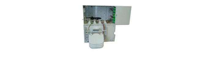 WM064-03 Modular Distribution Box MDB-M48 Duvar Tipi Sonlandırma Kutusu