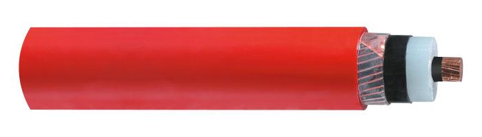 YXC7Z1-R / N2XSH 6/10 kV Orta Gerilim Enerji Kabloları