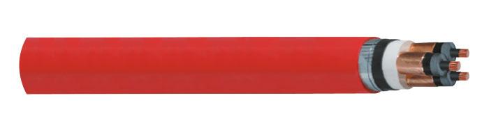YXC8Z1Z3Z1-R / 2XSEHFGH 12/20 kV Orta Gerilim Enerji Kabloları