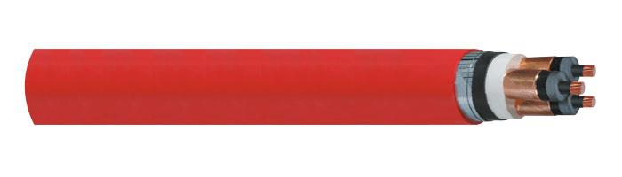YXC8Z1Z3Z1-R / 2XSEHFGH 20,3/35 kV Orta Gerilim Enerji Kabloları