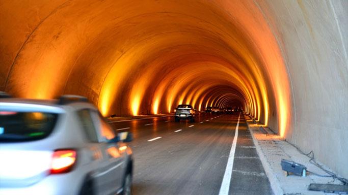 Trabzon Akyazı Tüneli