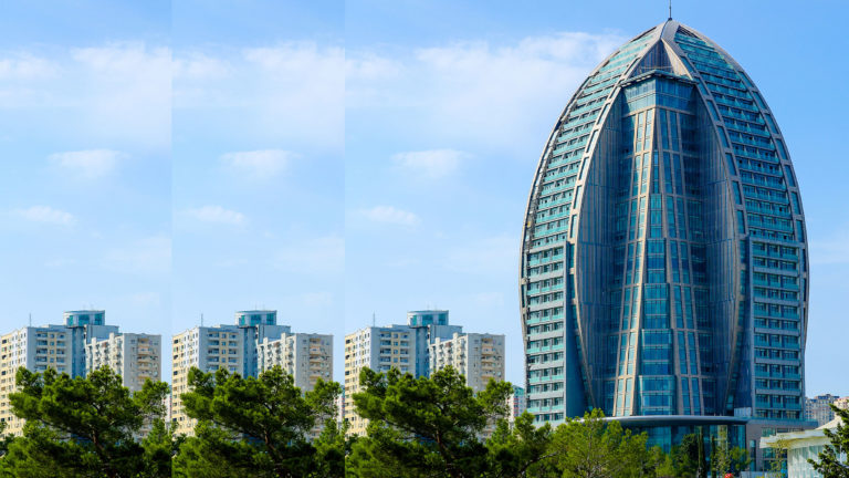 Azerbaycan Yelken Tower