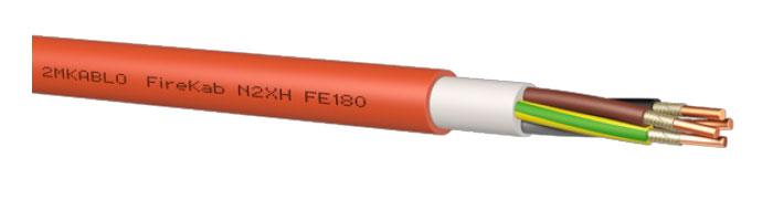 FireKab N2XH FE180 Enerji Kablosu