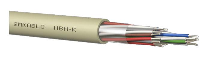 HBH-K Santral ve Abone Dağıtım Kablosu