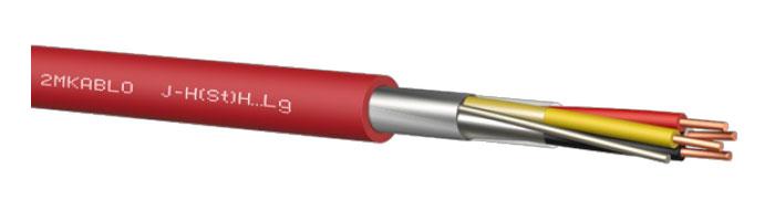 J-H(St)H…Lg Sinyal ve Data İletim Kablosu