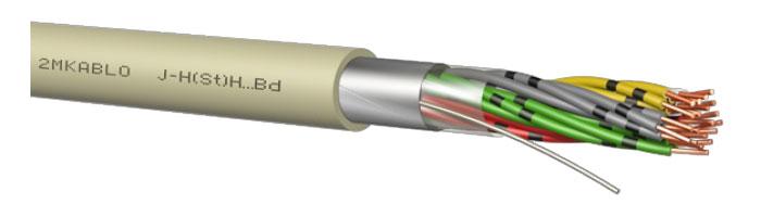JE-H(St)H…Bd Endüstriyel Sinyal İletim Kablosu