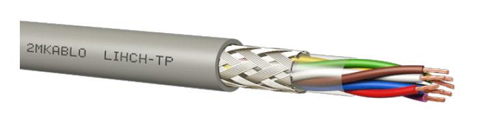 LIHCH-TP Halojensiz Kontrol Kablosu