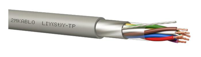 LIY(St)Y-TP PVC Kontrol Kablosu
