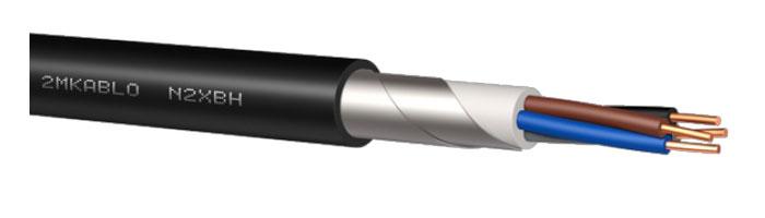 N2XBH Zırhlı Enerji Kablosu