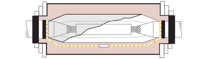 Bir Damarlı Protothen-X Yalıtkanlı Kablolar için Kablo Ekleri