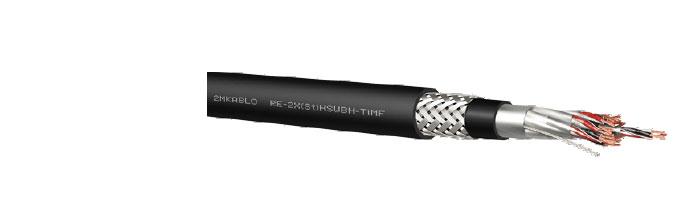 RE-2X(St)HSWBH-PiMF/TiMF Bireysel Ekranlı Zırhlı Kablo