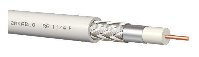 RG 11/4 FHF Koaksiyel Kablo