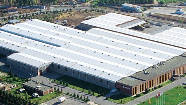 Romanya Arçelik Fabrikası