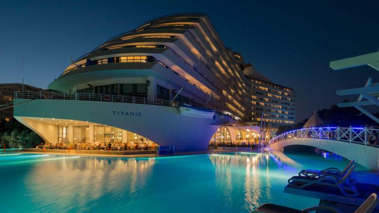 Titanic Hotel Antalya