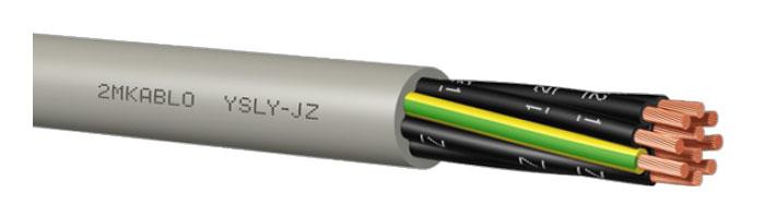 YSLY-JZ PVC Kontrol Kablosu