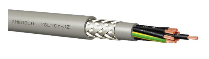 YSLYCY-JZ PVC Kontrol Kablosu